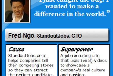 Super Entrepreneur: Fred Ngo of Standout Jobs