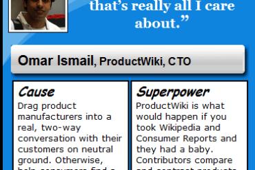Super Entrepreneur: Omar Ismail