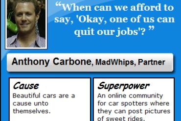 Super Entrepreneur: Anthony Carbone