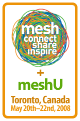 Logo for mesh conference