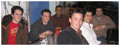 FreshBooks takes Toronto customers out for dinner