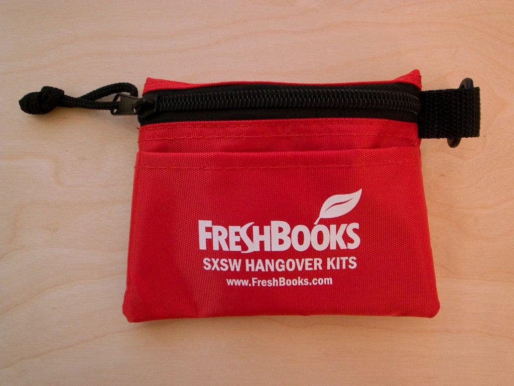 FreshBooks Hangover Kits