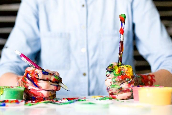 entrepreneurs are artists