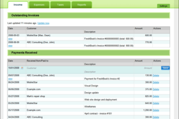 Bootstrap brings quarterly tax estimates to FreshBooks