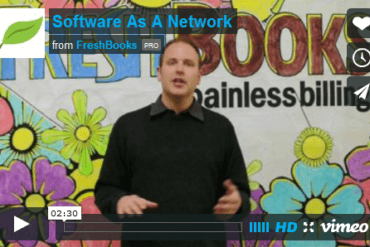 Introducing Software as a Network (SaaN)