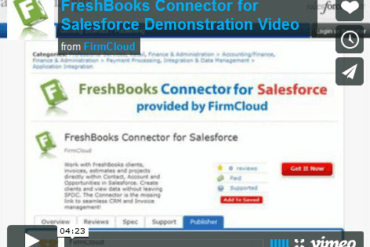FreshBooks Comes to Salesforce