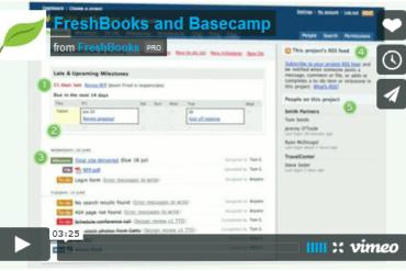 Updated: Basecamp/FreshBooks Integration
