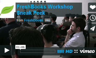 Workshop in Vancouver, Boston, Chicago - where else?
