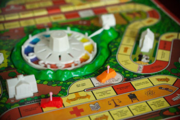 The Business Owner's Game of Life [Infographic]