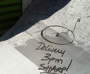 FreshBooks Invoice Delivery Log: Homestars.com