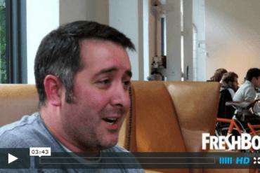 Video: Rick Turoczy of the Portland Incubator Experiment