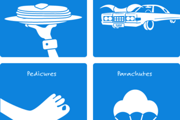 Contest: Let FreshBooks buy you pancakes, parking, pedicures and parachutes