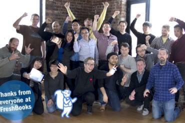 FreshBooks Wins an IXDA Design Award for iPhone App