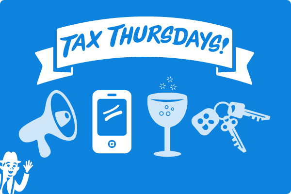 tech expenses tax thursdays