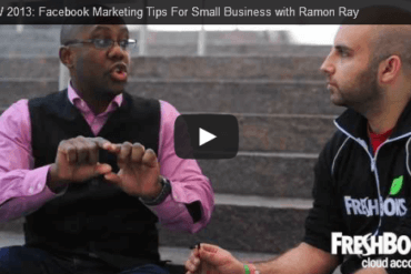 SXSW Interview: Facebook Marketing Tips From Ramon Ray
