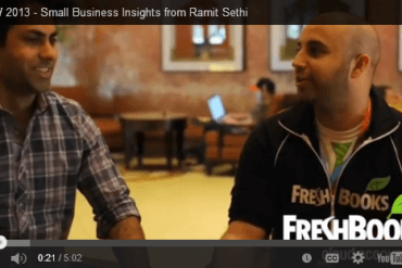 SXSW Interview: Small Business Insights From Ramit Sethi