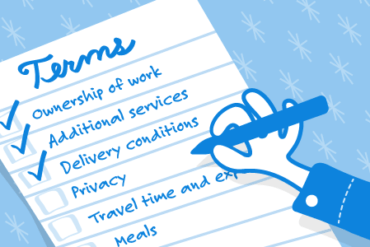 Best Terms and Conditions Checklist for Website Designers