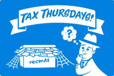 Tax Thursdays: How Long Should I Keep My Tax Records?