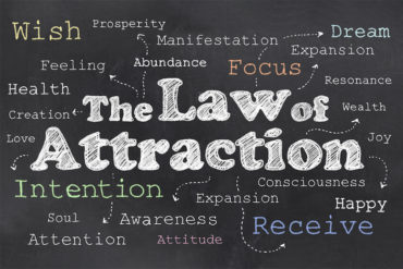 Using The Law of Attraction For Small Business Success