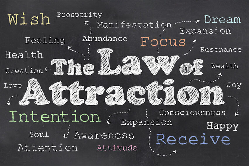 Using the Law of Attraction for Small Business Success | FreshBooks Blog