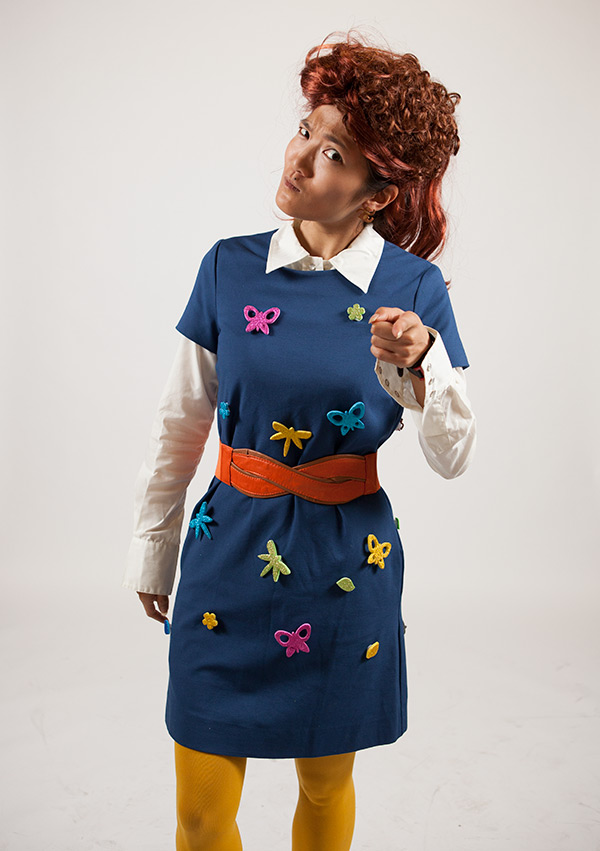 sandy as ms frizzle the magic school bus