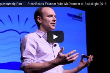 The Pivot Is Overrated and Other Advice From Freshbooks Founder
