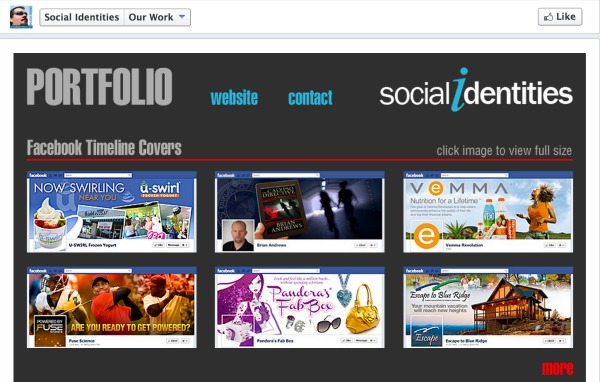How to create online portfolios that win clients, online marketing