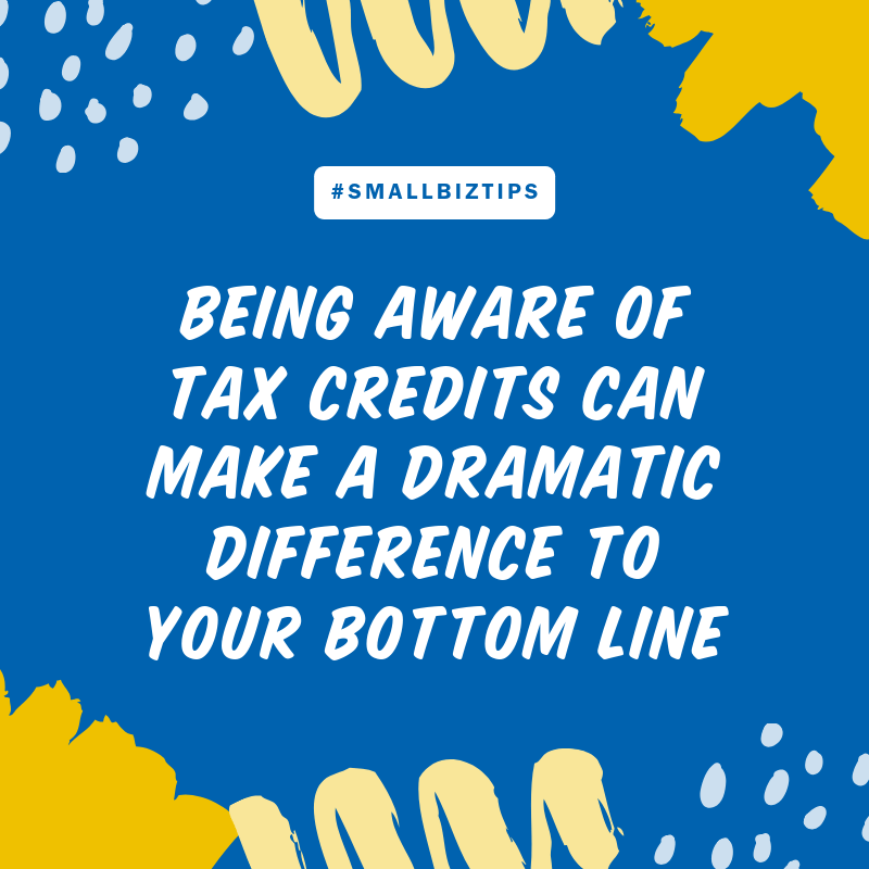 Tax Credits for Small Business Owners