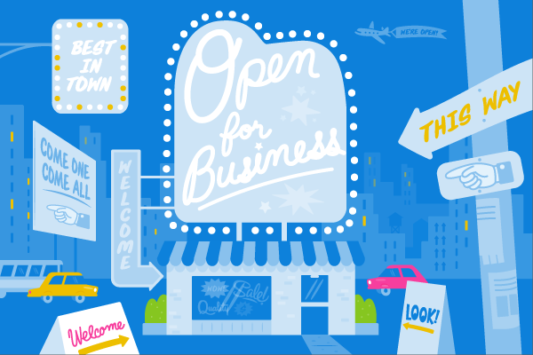 6 steps to market your local business online