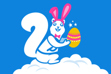 Recharge with an Online Easter Egg Hunt