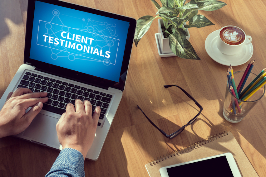 5 Non-Icky Ways to Ask for Testimonials