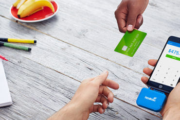It's Here: The FreshBooks Card Reader – The Best Way To Get Paid On The Spot