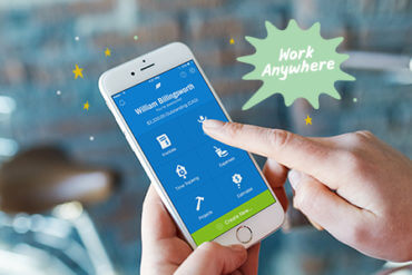 Live the Dream: #WorkAnywhere with the FreshBooks iPhone App