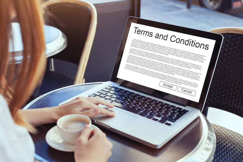 Does My Website Really Need a Terms and Conditions Page