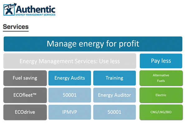 Authentic Energy Management Services (AEMS)
