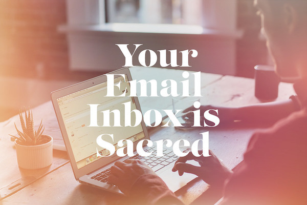 Being Boss Sacred Inbox