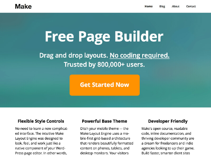 freelancer WordPress themes