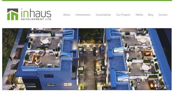 Green Home Builder / InHaus