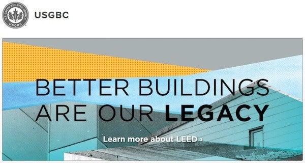 Green Home Construction / USGBC