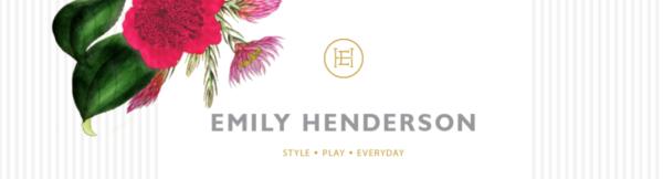 design blog: Emily Henderson