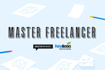 FreshBooks and CreativeMornings Bring You the Master Freelancer Winners