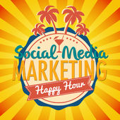 Social Media Marketing Happy Hour / marketing podcasts