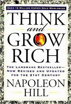 Think & Grow Rich / creative gold