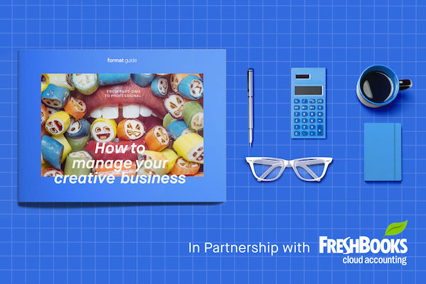 Manage Your Creative Business with Help from Format and FreshBooks