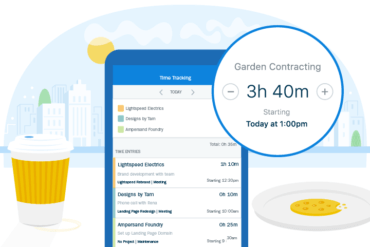 New: Track Time On-the-Go with the FreshBooks for iOS App