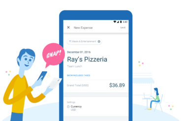 New: Log Your Business Expenses On-the-Go with FreshBooks for Android