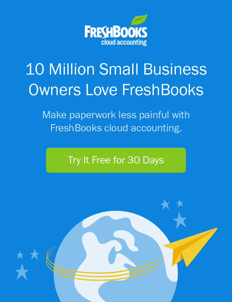 10 Million Small Business Owners Love FreshBooks – get started for free
