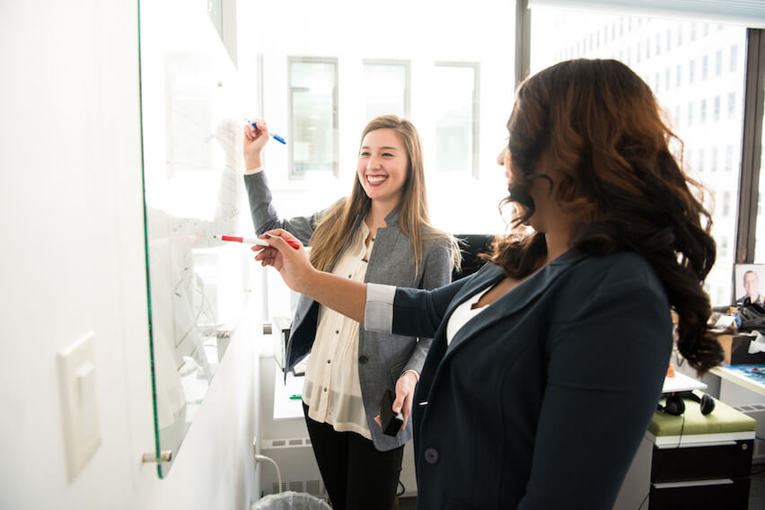 Finding Power in Female Entrepreneurship: A Look at Women in Small Business [Infographic]