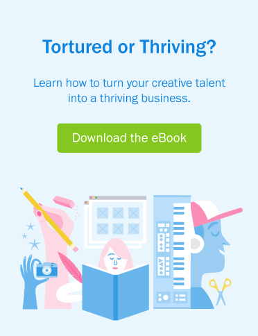 Tortured or Thriving? Learn how to turn your creative talent into a thriving business