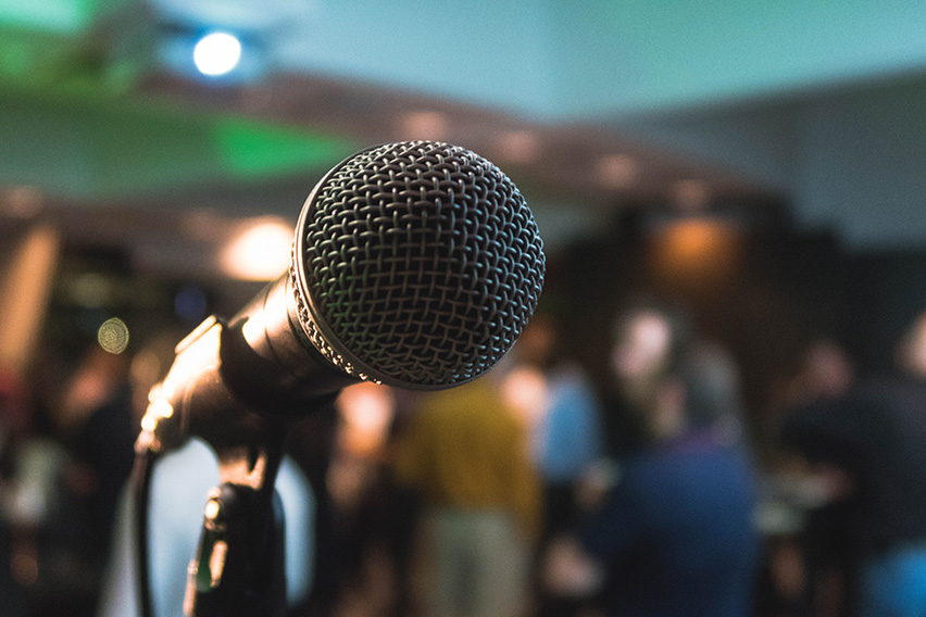 How to Shake Off Public Speaking Anxiety [Video]